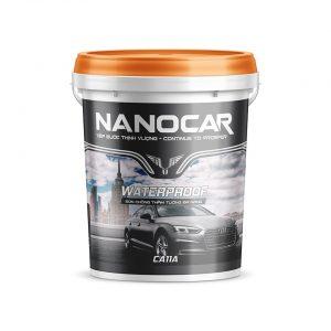 Sơn chống thấm kết hợp xi măng CA11A NANOCAR - Sonnuoctot.com