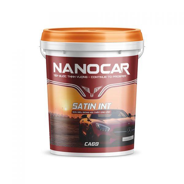 Sơn siêu bóng nội thất cao cấp CA69 NANOCAR - Sonnuoctot.com