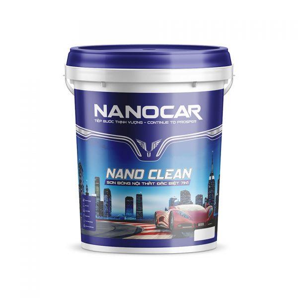 Sơn siêu bóng nội thất cao cấp CA99 7in1 NANOCAR - Sonnuoctot.com