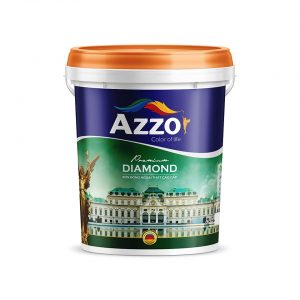 Sơn bóng ngoại thất cao cấp Azzo - Sonnuoctot.com