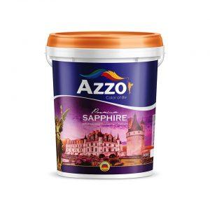 Sơn bóng ngọc trai nội thất cao cấp Azzo - Sonnuoctot.com