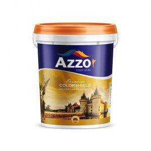 Sơn chống thấm pha màu cao cấp Azzo - Sonnuoctot.com