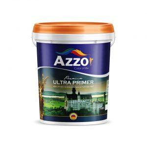 Sơn lót siêu khàng kiềm ngoại thất đặc biệt Azzo - Sonnuoctot.com