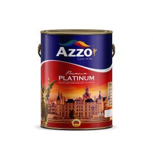 Sơn siêu bóng men sứ nội thất cao cấp 7in1 Azzo - Sonnuoctot.com