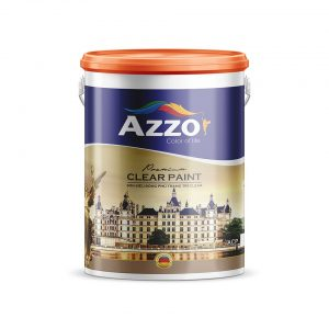 Sơn siêu bóng phủ trang trí Clear Azzo - Sonnuoctot.com